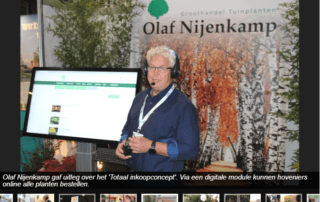 Bomen en planten tour Groenpsitatei
