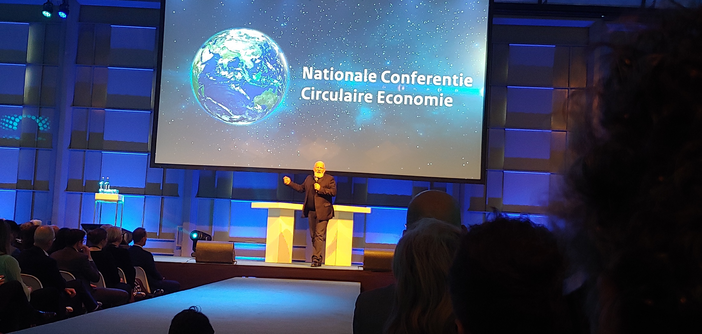 Frans Timmermans - circulaire eco