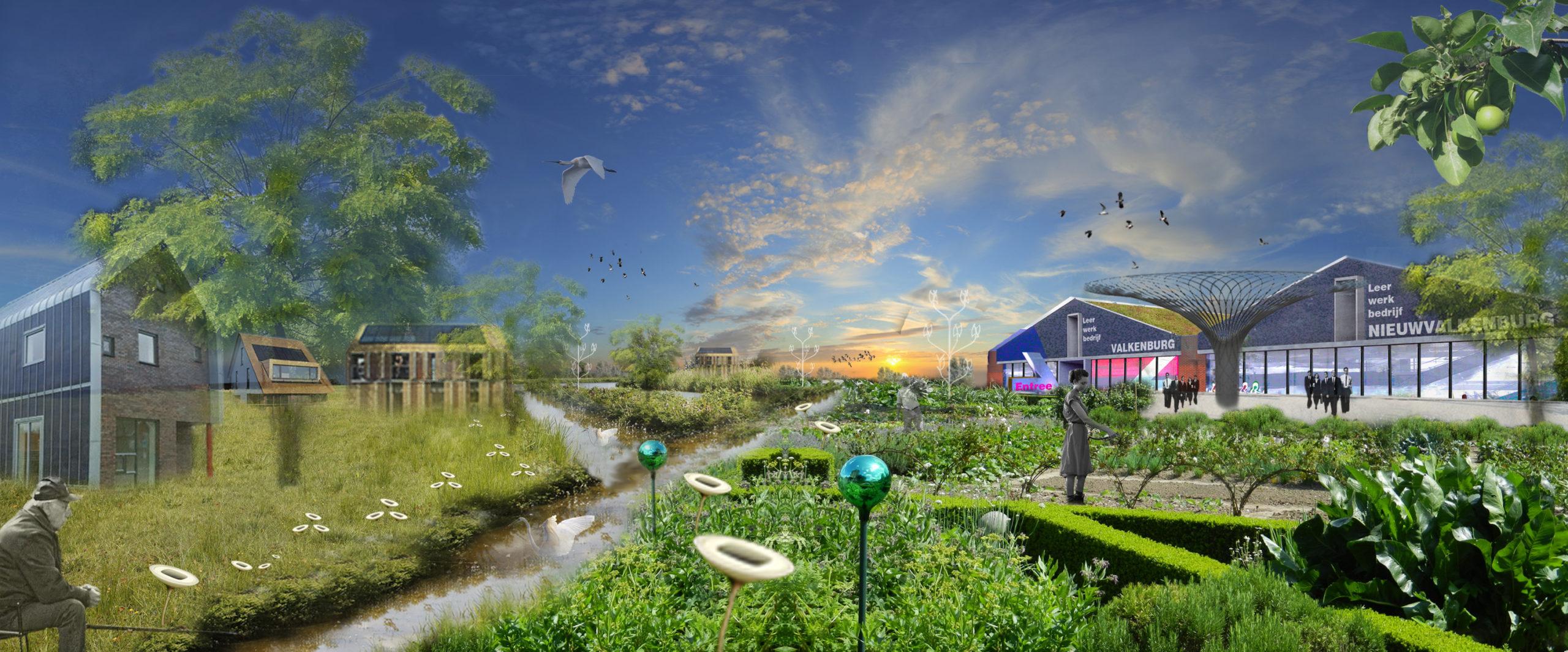 Duurzame openbare ruimte