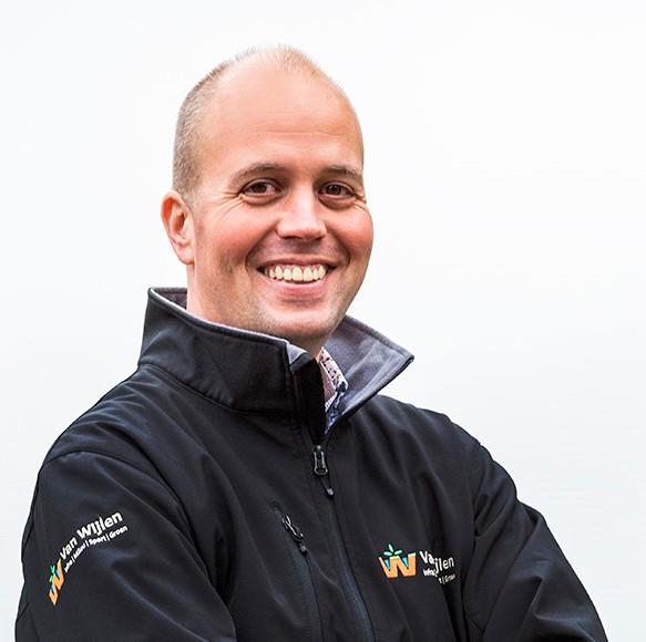 Bart van Wijlen, duurzame groenaannemer