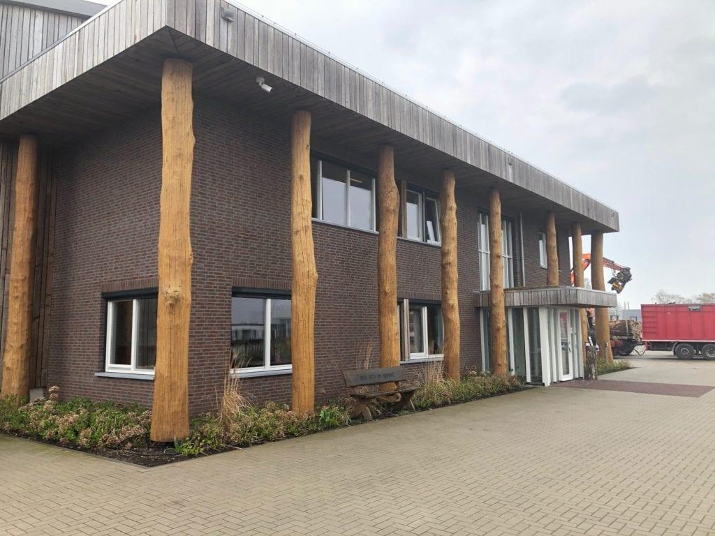Kantoor Boomrooierij Weijtmans