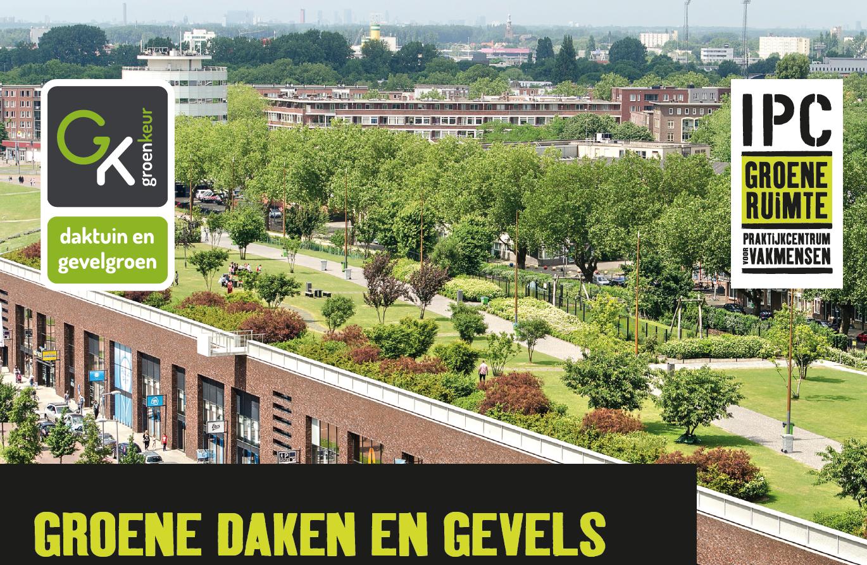 Webinar opleidingen groene daken en gevels