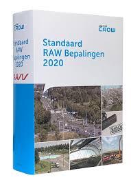 Standaard RAW-bepalingen 2020 CROW beschikbaar